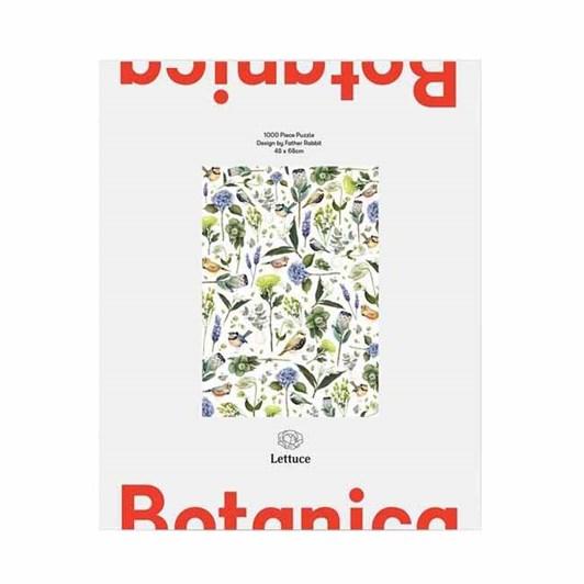 Lettuce Botanica Puzzle
