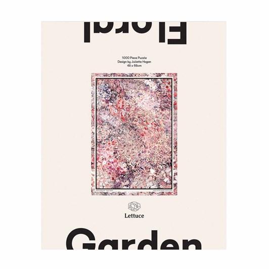Lettuce Juliette Hogan Floral Garden Puzzle