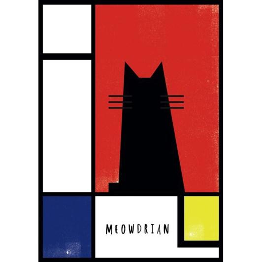 Vevoke Card Meowdrian