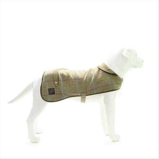 Tweedmill Tweed Coat With Fleece Inner Lining Xs Sage