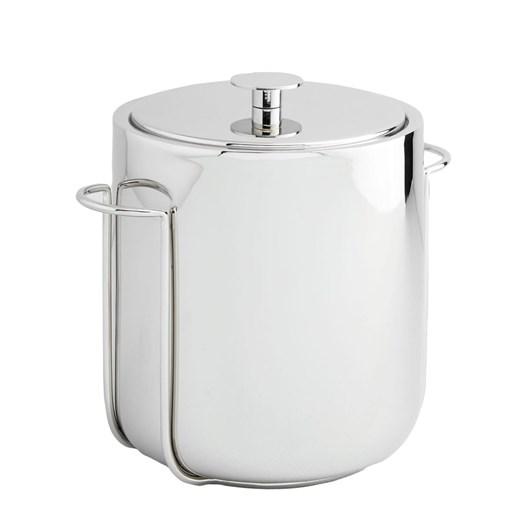 West Elm Blaise Barware Ice Bucket Nickel