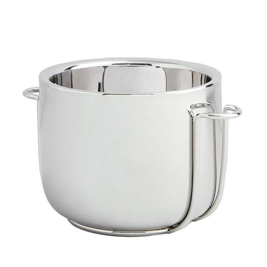 West Elm Blaise Barware Snack Bowl Nickel