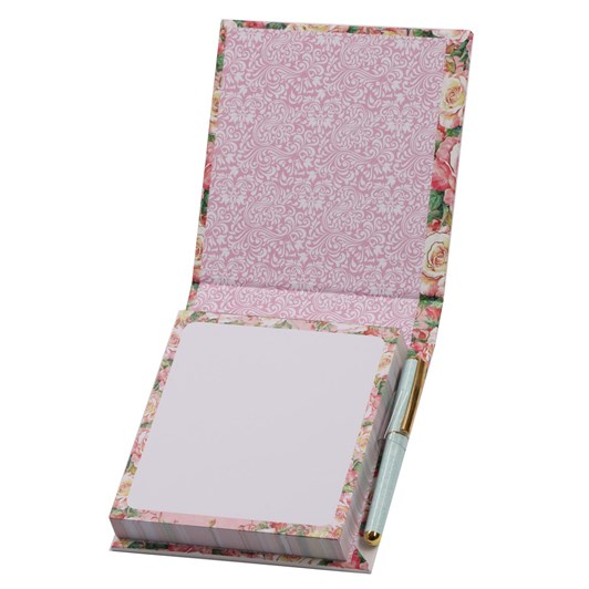 For Arts Sake Memo Pad with Pen