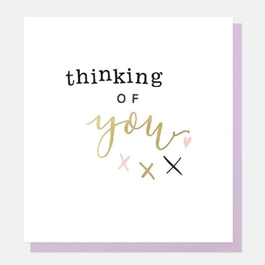 Caroline Gardner Thinking Of You Card