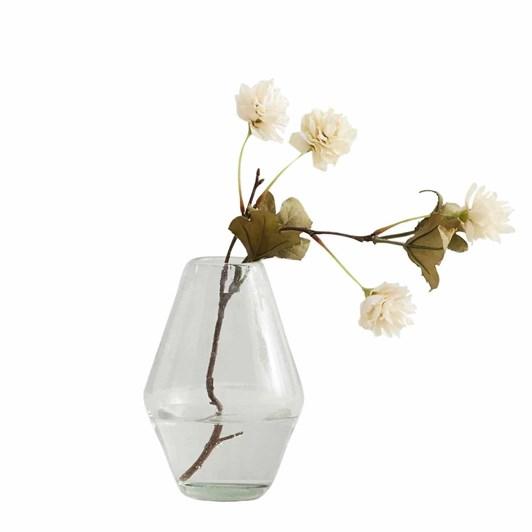 Pottery Barn Nouvel Recycled Glass Bud Vase