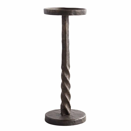 Pottery Barn Easton Iron Candlesticks Medium Pillar