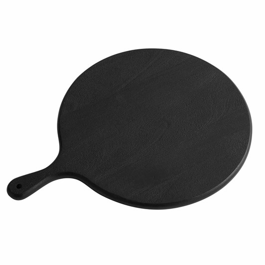 Pottery Barn Chateau Wood Pizza Paddle 15 Inch Black