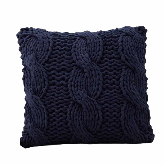 Pottery Barn Colossal Handknit Cushion Cover 24 Inch