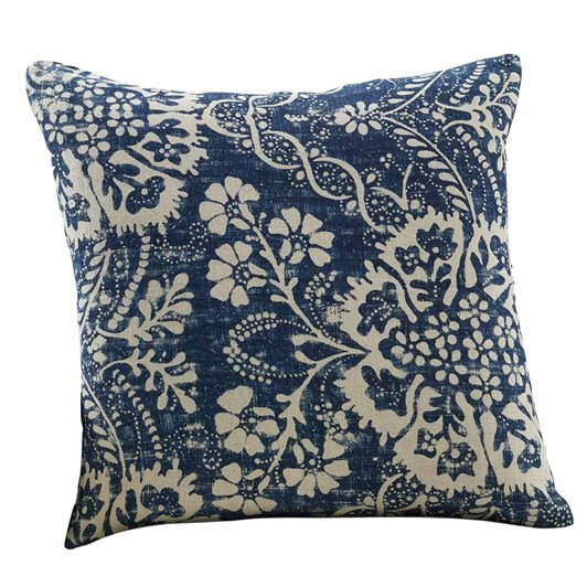 Pottery Barn Bernyce Print Cushion Cover 20 Inch