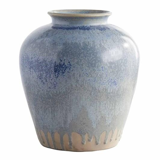 Pottery Barn Seehorn Vase Large