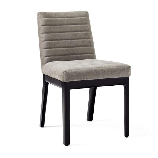 West Elm Winston Dining Chair Slate Black