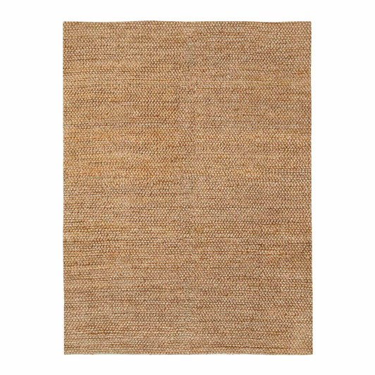 West Elm Jute Bauble Rug 5x8 Feet Natural