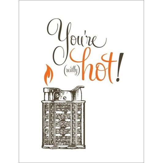 Vevoke Card You're Really Hot