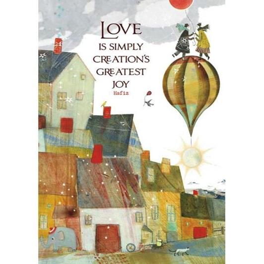 Greatest Joy Card