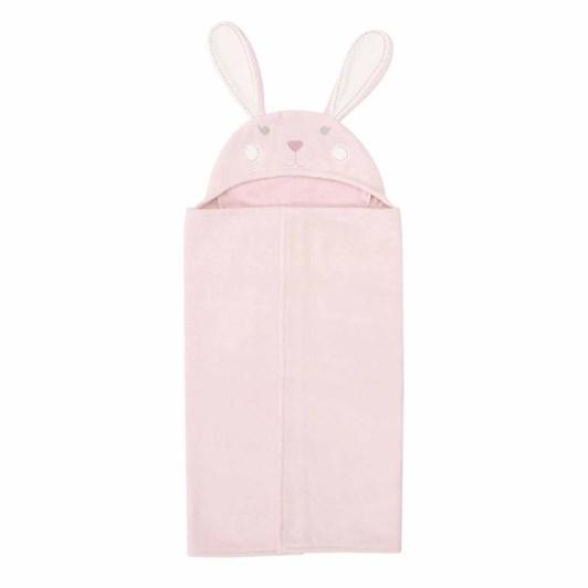 Pottery Barn Kids Bunny Nursery Critter Wrap Pink
