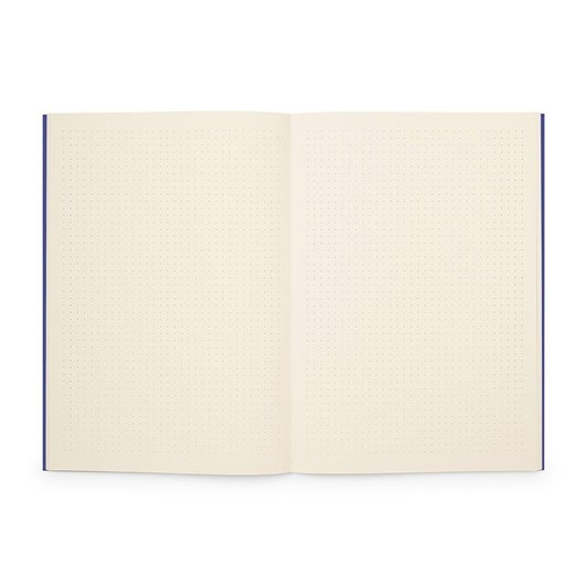 Studio Milligram Everyday Notebook Dot Grid B5 Blue