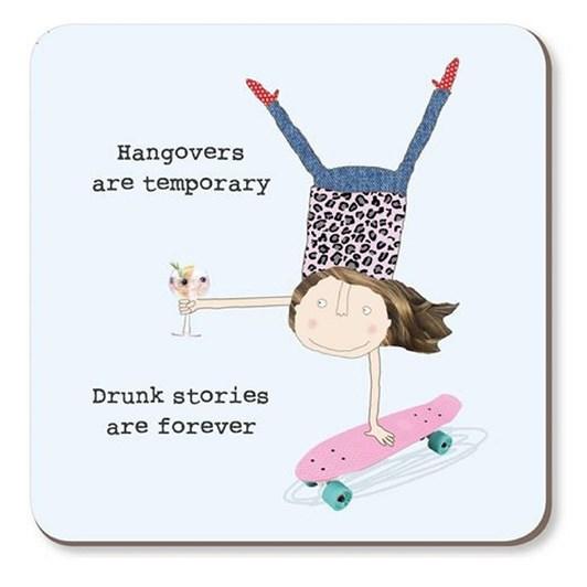 Drunk Stories Coaster