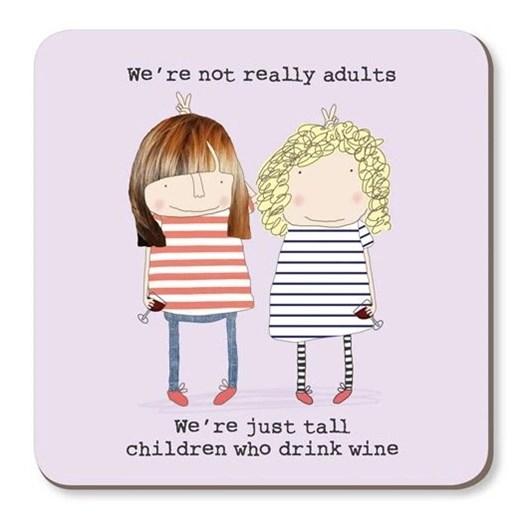 Tall Children Coaster