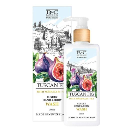 Banks & Co Tuscan Fig Luxury Wash 300ml