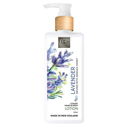Banks & Co Lavender Luxury Lotion 300ml