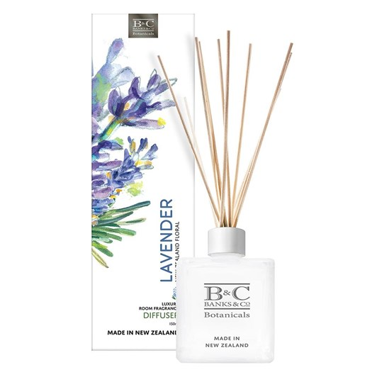 Banks & Co Lavender Luxury Room Diffuser 150ml