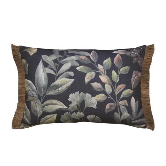 Madras Peru Dark Multi Cushion 40x60