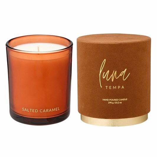 Luna Salted Caramel Large Candle 290g