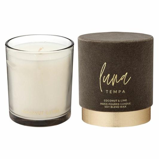 Luna Coconut & Lime Large Candle 290g