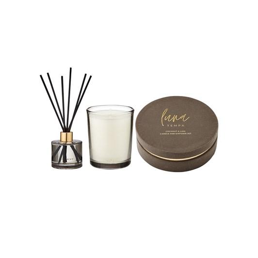 Luna Coconut & Lime Gift Set