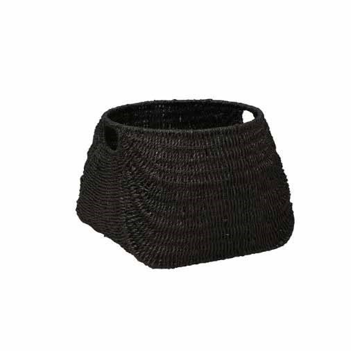 Coracle Basket Blackwash