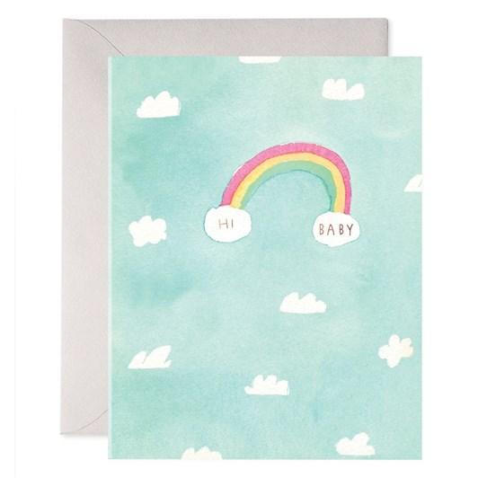 Baby Sky Foil Card