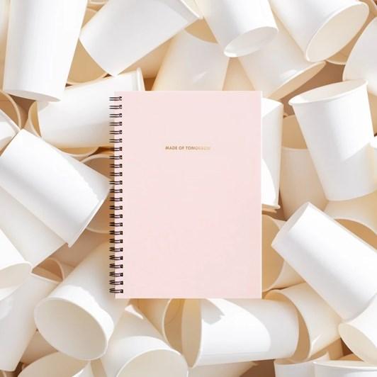 Made Of Tomorrow Visual Diary Pink