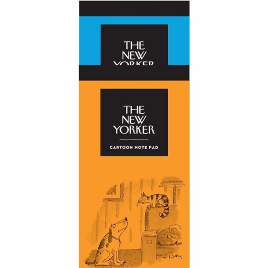 New Yorker Cats Notepad