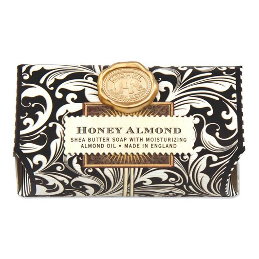 MDW Honey Almond Soap Bar