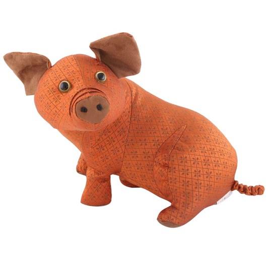 Dora Designs Rusty Pig Doorstop