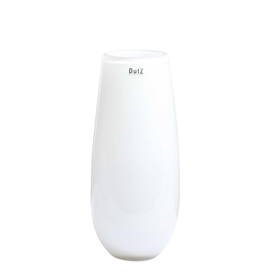 Dutz Vase Robert  H37 X D11 Cm White
