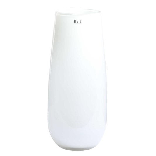 Dutz Vase Robert  H50 X D14 Cm White