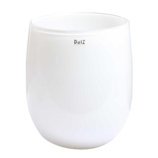 Dutz Barrel H32 X D27 Cm White