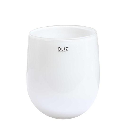 Dutz Barrel H24 X D18 Cm White