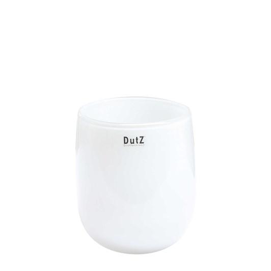 Dutz Barrel H18 X D14 Cm White