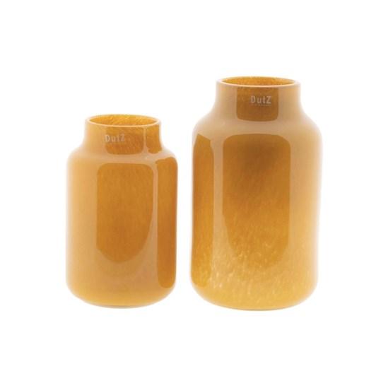Dutz Vase Nova C H25 X D15 Cm Gold Topaz