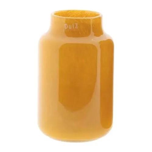 Dutz Vase Nova C H30 X D19 Cm Gold Topaz