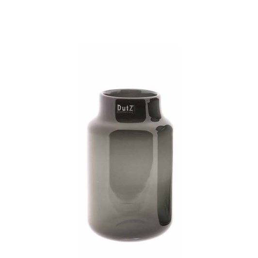 Dutz Vase Nova C H25 X D15 Cm Smoke