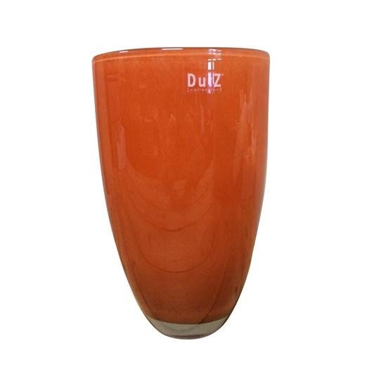 Dutz Flowervase H26 X D16 Cm Warm Orange