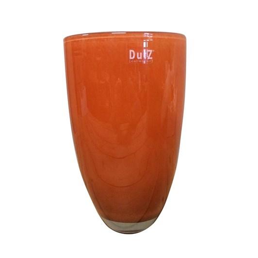 Dutz Flowervase H32 X D21 Cm Warm Orange