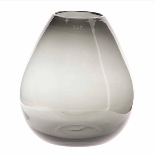 Dutz Vase Druba H24 X D24 Cm Smoke