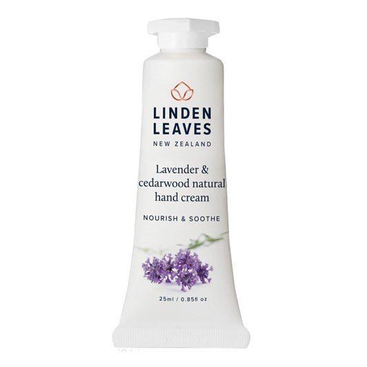 Linden Leaves Lavender & Cedarwood Hand Cream 25ml
