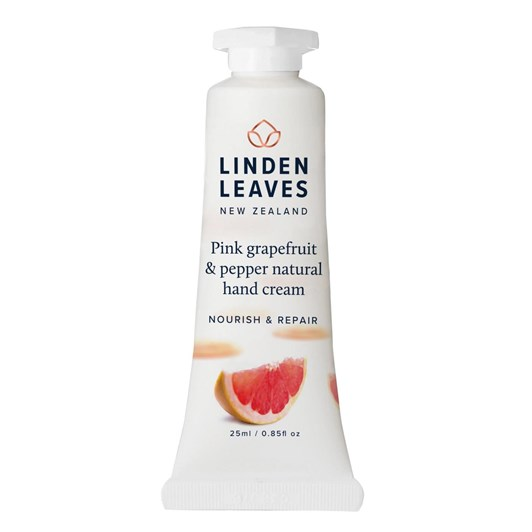 Linden Leaves Pink Grapefruit & Pepper Hand Cream 25ml