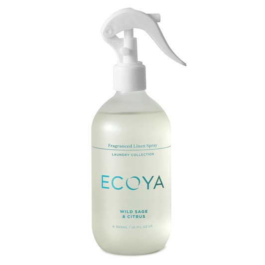Ecoya Linen Spray Wild Sage & Citrus 300ml