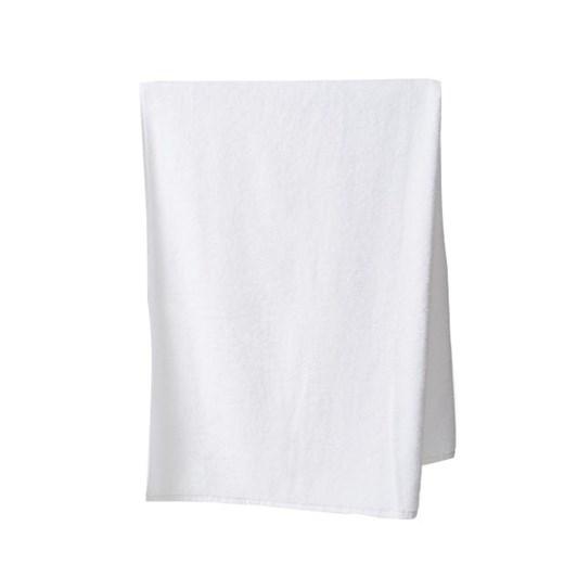 Citta Classic Organic Cotton Bath Towel White 80x150cm
